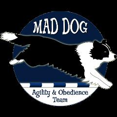 Mad Dog Addestramento Cani Livorno Centro Cinofilo Logo